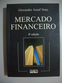Livro Mercado Financeiro - Ano 2001 - 4ª Edição