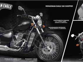 Moto Zanella Patagonian Eagle 350 2018 0km