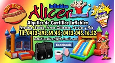 Inflables Alicer Alquiler De Castillos Inflables Y Mas.