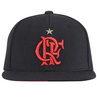 Bonés Bordados Snapback Crf Flamengo