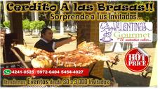 Cerdo A Las Brasas Parrillada De Lechon