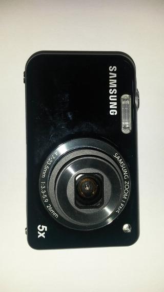 Camera Digital Samsung Pl120 Lcd Frontal S/ Acessorios