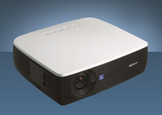 Video Beam Sony Vpl-ex4/es4 Entry Level Business Projector