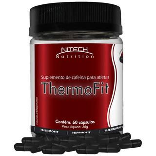 Thermofit - 60 Comprimidos - Nitech Nutrition