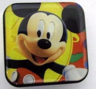 Mp3 Personajes Mickey Auricular Cab Usb Soporta 8gb