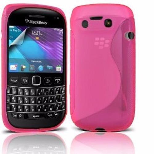Capa Tpu Silicone Blackberry 9790 Bellagio Pelicula Brinde