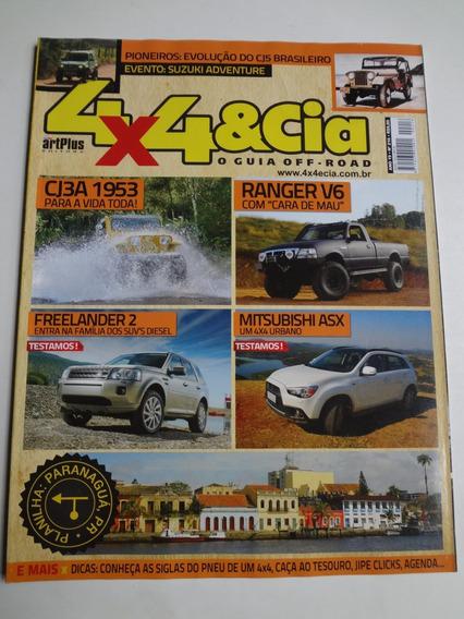 Revista 4 X 4 E Cia Ano. 19 N° 216