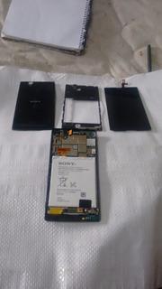 Sony Xperia T2 Ultra , Camera De 13 Mgp Bateria 3mah