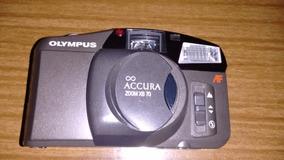 Máquina Fotográfica - Olympus Acura Zoom Xb 70 35mm Camera