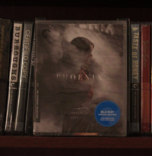 Criterion - Phoenix (bluray) - Christian Petzold