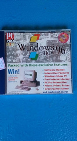 Cd - Rom Windows Show 1996
