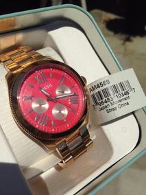 Relógio Feminino Fossil Rosê