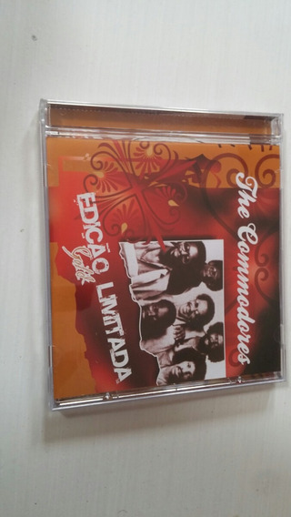 The Commodores Cd