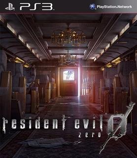 Resident Evil 0 Remastered (ps3)