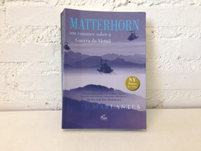 Livro Matterhorn Guerra Do Vietnã, Drama, Militar Cód.645