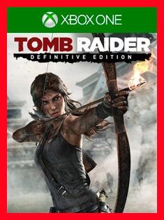 Tomb Raider Definitive Edition Xbox One - Offline