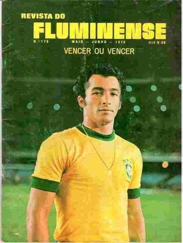 Livro Revista Do Fluminense Fc Nº 179 Fluminense Fc