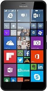 Microsoft Lumia 640 Xl Lte Dual Sim Negro 8gb (rm-1096) Desb