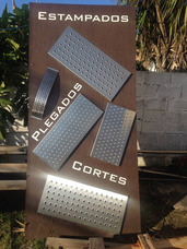 Cortes Plegado Chapas Curvados De Caños.
