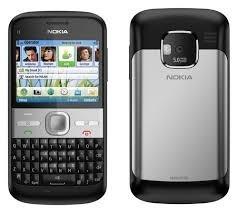 Nokia E5 3g Wi-fi Gps Redes Sociais Cam 5mp Mp3 Desbloq Semi