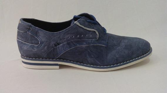 Zapato Vestir Cuero Hombre Recorte Art 14811. Marca Panther