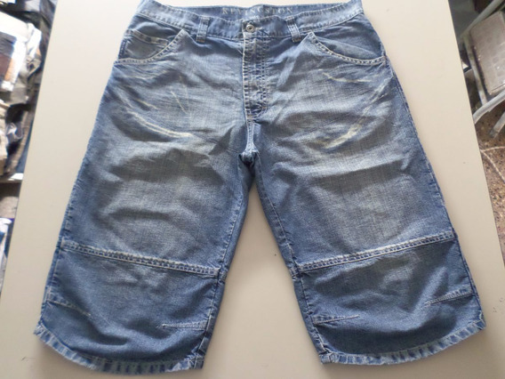 Pantalon Bermuda De Jean Legacy Talle 34 / 44 = M