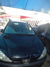 Sucata Peugeot 206 Sw Para Retirada De Peças