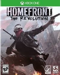 Homefront The Revolution Xbox One Mídía Física