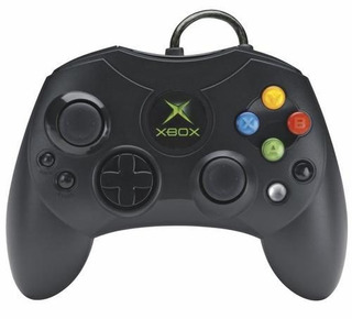 Control Xbox Clasico Alambrico Nuevo Oem