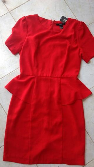 Vestido Nuevo Forever 21 Talla Chica