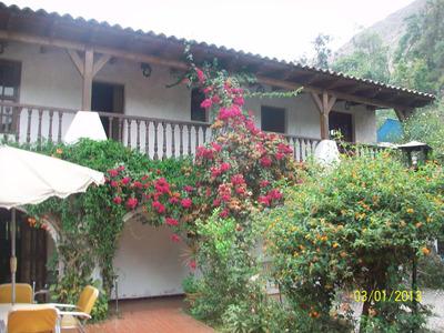 Hermosa Casa De Campo Con Piscina Y Bungalows