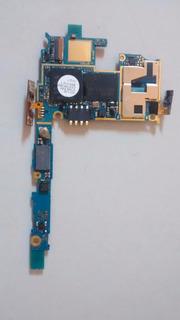 Placa Samsung S2 I9100 Nao Lite, Parou De Ligar Com Defeito