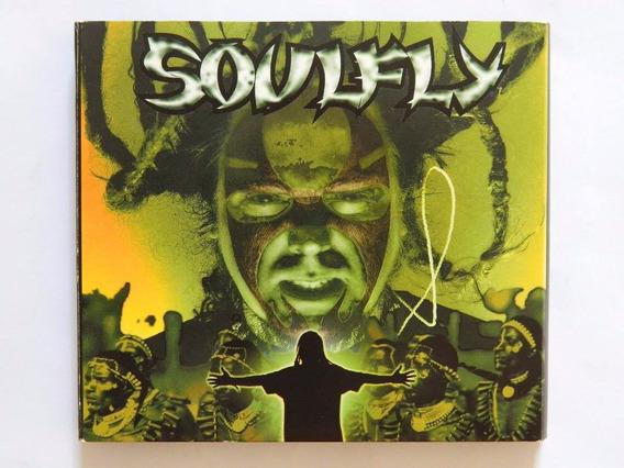 Cd Soulfly Duplo - Digipack - Original Novo E Lacrado
