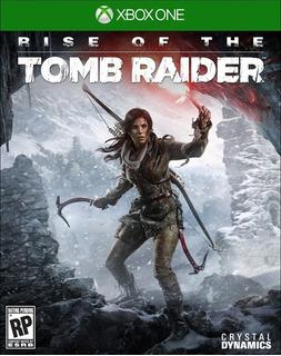 Rise Of The Tomb Raider Xbox One Mídia Física Novo Português