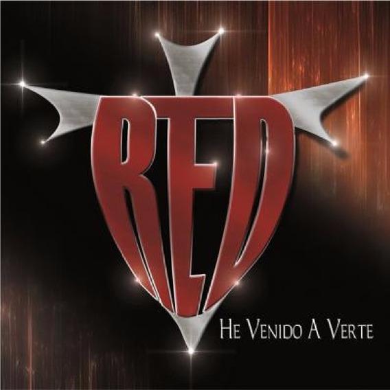 Cd Rock Cristiano Red, Raul Urbina He Venido A Verte Digital