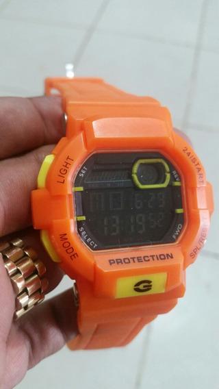Reloj Digital De Caballero