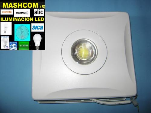 Reflector Led Cob 50 Watts-exterior/interior -mercadoenvios