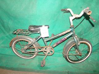 Bicicleta Halley Rodado 16 Niña