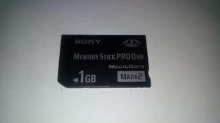 Memorias Sony