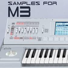 Pacotão Com Samples Para Korg M3