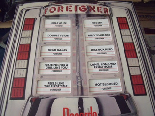 Lp Foreigner, Cold As Ice