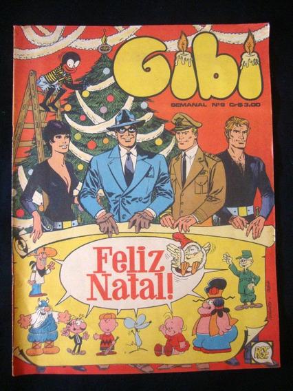 Revista Gibi Antiga Nº9
