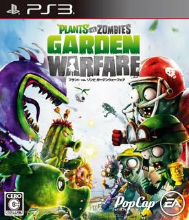 Plantas Vs Zombies Garden Warfare + Regalos Ps3