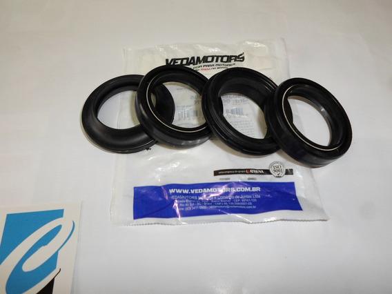 Retentor Bengala Twister/cb300/cb250/cb500 C/ Guarda Pó Jg