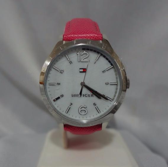 Tommy Hilfiger, Reloj De Dama, Extensible Rosa