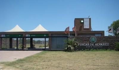 Lote Fincas De Alvarez, Barrio Cerrado,seguridad,financio!