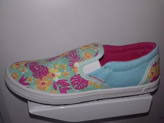 Zapatillas Panchas Primaveral