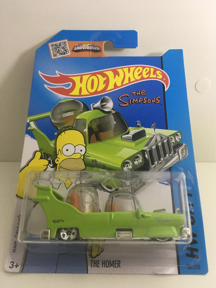 Hot Wheels The Homer Hw City 58-250