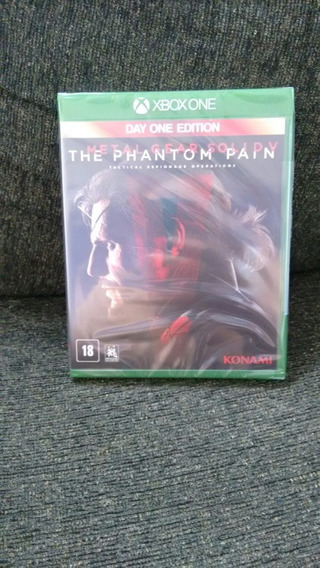 Metal Gear Solid 5 The Phantom Pain Lacrado Xbox One
