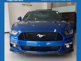Nuevo Ford Mustang Gt 5.0 0km 2018
